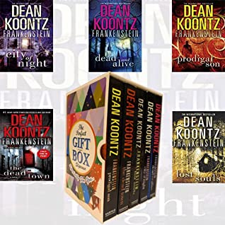 Dean Koontz's Frankenstein Series (Vol 1 to 5) Collection 5 Books Bundle Gift Wrapped Slipcase Specially For You