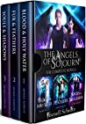 The Angels of Sojourn Box Set: A Romantic Paranormal Fantasy Series, Books 1-3 (Angels of Sojourn Series Book 1)