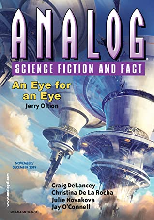 Analog Science Fiction and Fact November/December 2019 (Vol. CXXXIX No. 11 & 12)