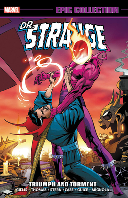 Doctor Strange Epic Collection Vol. 8: Triumph and Torment
