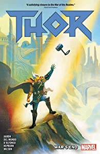 Thor, Vol. 3: War's End