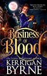 Book cover for The Business of Blood (The Business of Blood, #1)