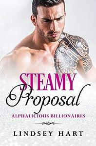 Steamy Proposal (Alphalicious Billionaires #8)