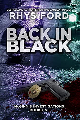 Back in Black (McGinnis Investigations, #1)