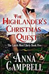 The Highlander's Christmas Quest (The Lairds Most Likely, #5)