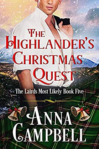 The Highlander's Christmas Quest by Anna Campbell