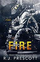 The Fire (The Hurricane, #4)