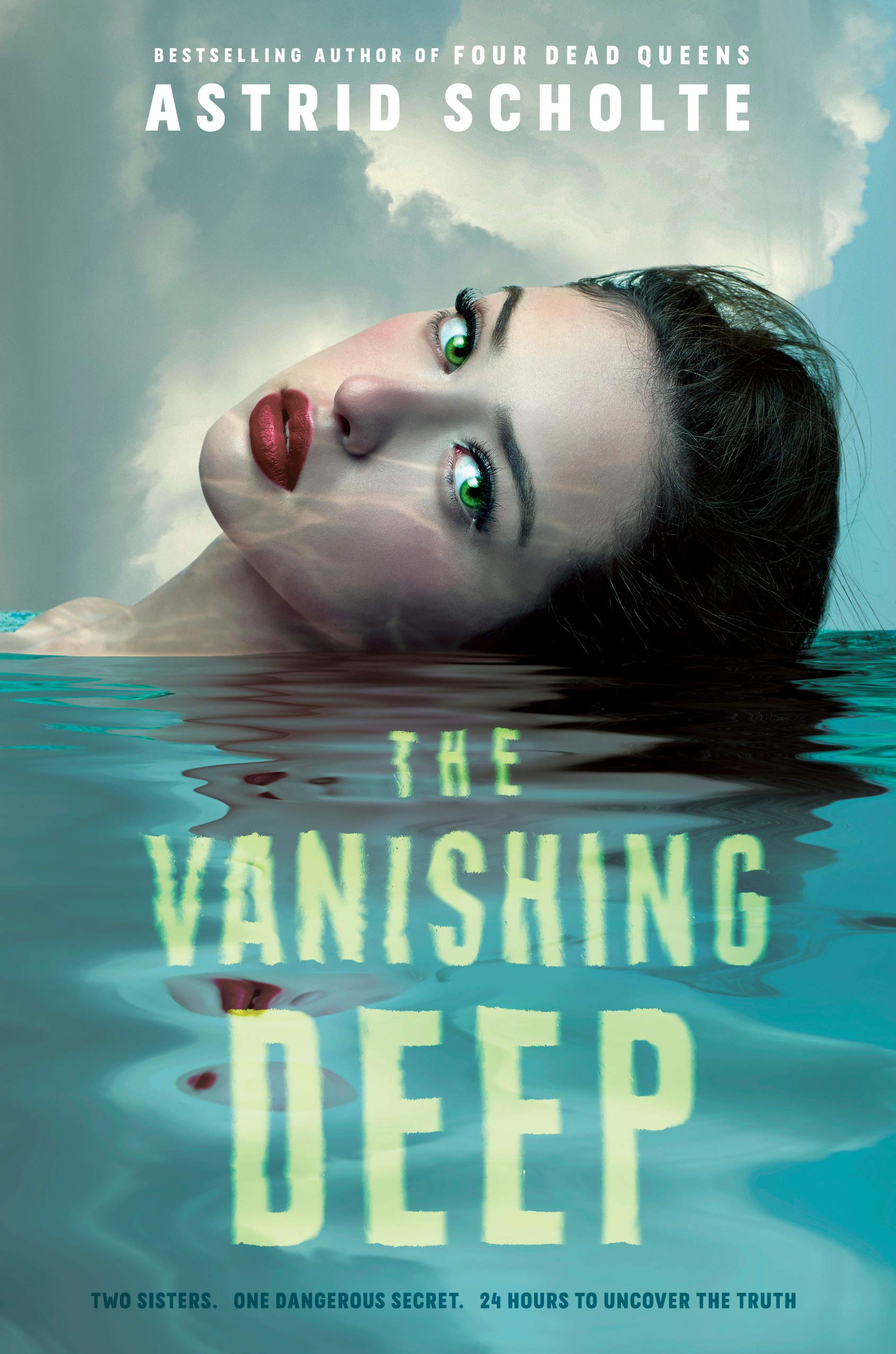 The Vanishing Deep - Astrid Scholte