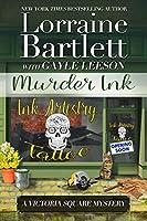 Murder Ink (Victoria Square Mysteries Book 6)