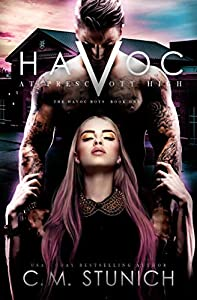 Havoc at Prescott High (The Havoc Boys, #1)