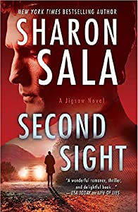 Second Sight (The Jigsaw Files Book 2)