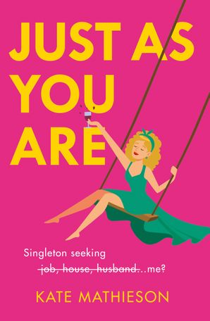 Just As You Are by Kate R. Mathieson