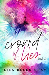 Crowd of Lies (Kingsley Academy #2)