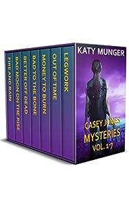 Casey Jones Mysteries Vol. 1-7 (Casey Jones Mystery Series)