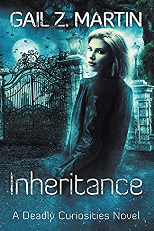 Inheritance (Deadly Curiosities, #4)