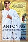 Antonius: Second in Command (Antonius Trilogy, #2)