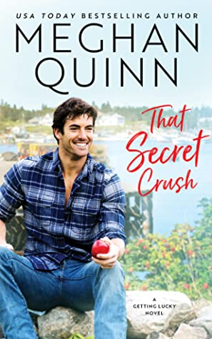 That Secret Crush (Getting Lucky, #3)