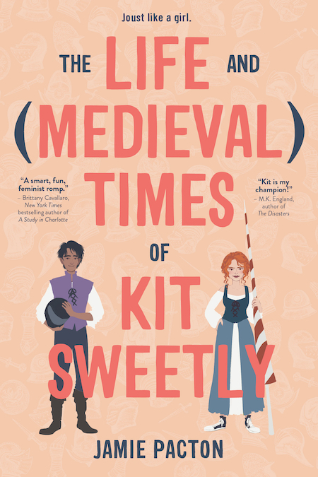 The Life and Medieval Times of - Jamie Pacton