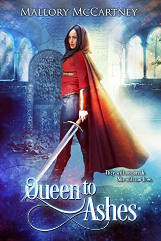 Queen to Ashes (Black Dawn Series Book Two)