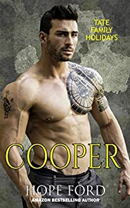 Cooper (Tate Family Holidays, #4)