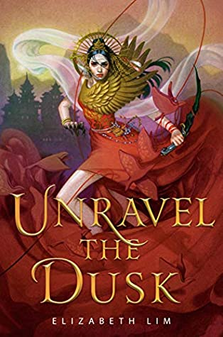 Unravel the Dusk  (The Blood of Stars, #2)