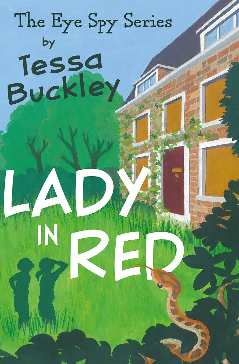 Lady in Red (Eye Spy #3)