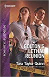 Colton's Lethal Reunion (The Coltons of Mustang Valley Book 2)