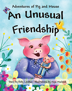 Adventures of Pig and Mouse: An Unusual Friendship