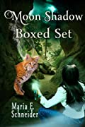 Moon Shadow Series Boxed Set: 1-3: Under Witch Moon, Under Witch Aura, Under Witch Curse