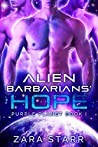 Alien Barbarians' Hope (Purple Planet, #1)