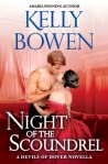 Night of the Scoundrel by Kelly Bowen