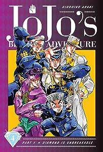 JoJo's Bizarre Adventure: Part 4—Diamond Is Unbreakable, Vol. 4