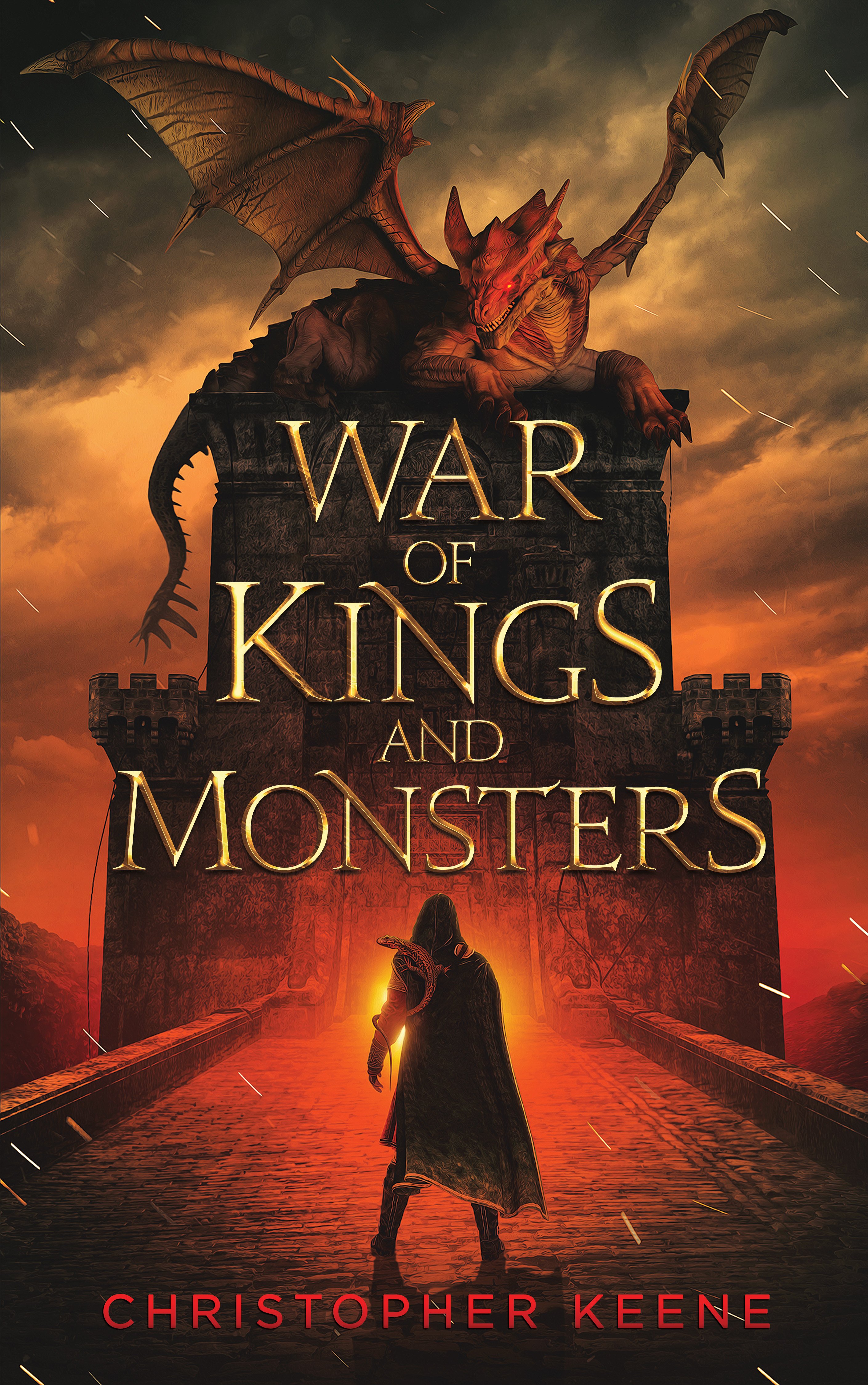War of Kings and Monsters by Christopher Keene