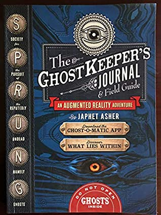 The Ghostkeeper's Journal & Field Guide
