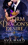 Storm Dragon's Desire (Royal Dragon Shifters of Morocco #4)