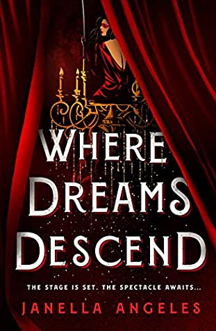 Where Dreams Descend (Kingdom of Cards, #1)
