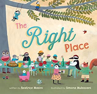 The Right Place by Beatrice Masini