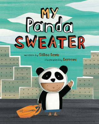 My Panda Sweater by Gillies Baum