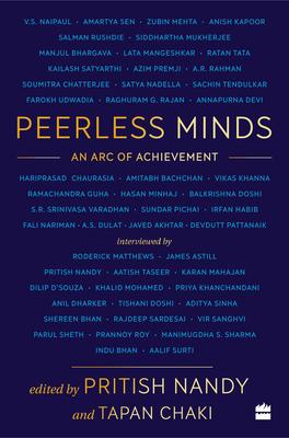 Peerless Minds by Pritish Nandy