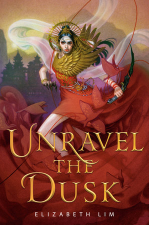 Unravel the Dusk (The Blood of Stars, #2) by Elizabeth Lim