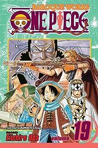 One Piece, Volume 19: Rebellion