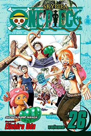 One Piece, Volume 26: Adventure on Kami's Island