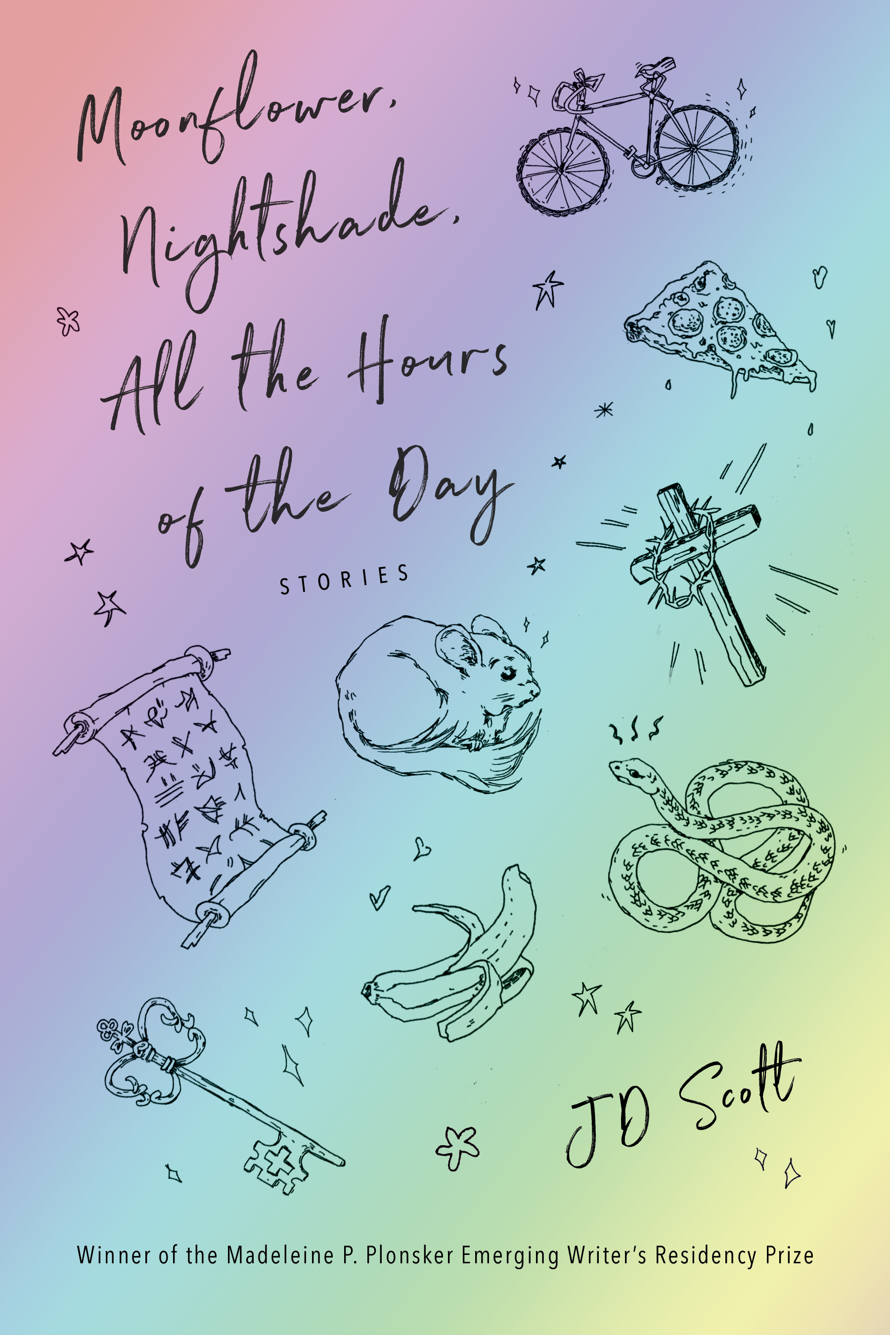 Moonflower, Nightshade, All the Hours of the Day by J.D. Scott