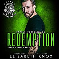 Redemption (Skulls Renegade, MC #2)
