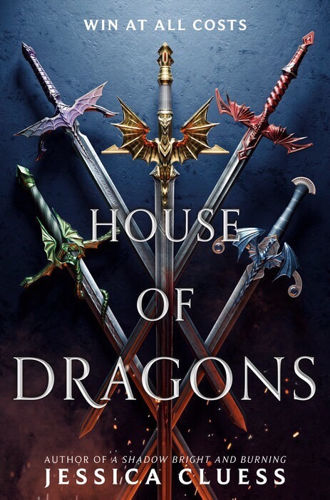House of Dragons - Jessica Cluess