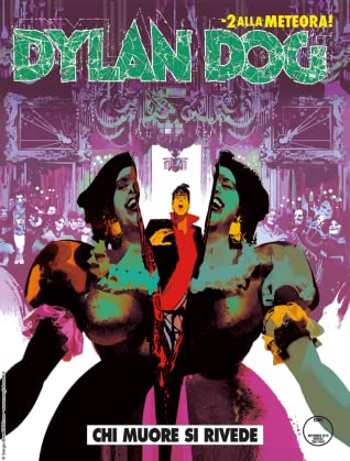Dylan Dog n. 398 by Paola Barbato