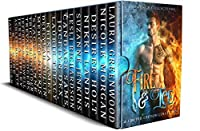 Fire & Ice: A Limited-Edition Collection of Paranormal & Fantasy Romances