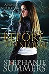 Before the Storm (Vampires of Velum Mortis #2)