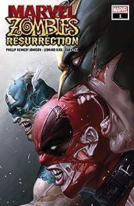 Marvel Zombies: Resurrection #1