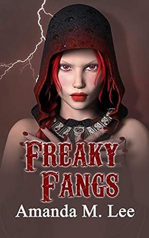 Freaky Fangs (A Mystic Caravan Mystery, #9)